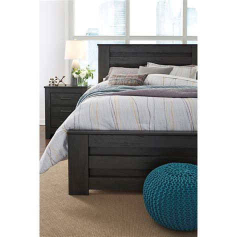 design poster beds ashley signature design brinxton king poster bed in