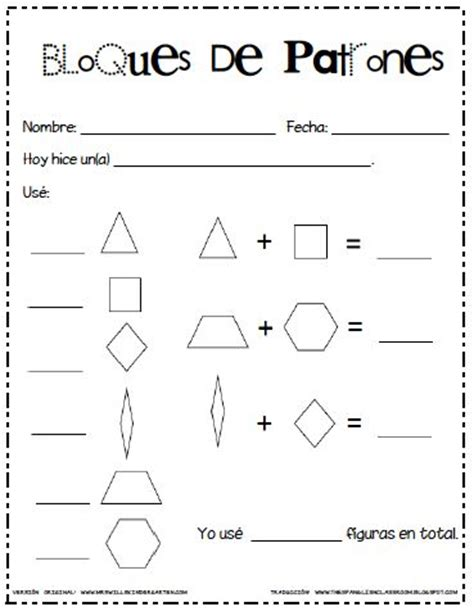 pattern block math worksheets free worksheets 187 pattern block worksheets 1st grade