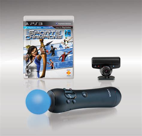 ps3 move ps3 move bundle sports ch motion controller and ps