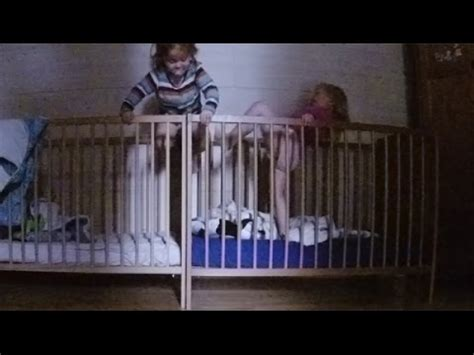 baby climbing out of crib the of crib hopping