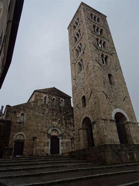 anagni ferentino cattedrale di santa anagni
