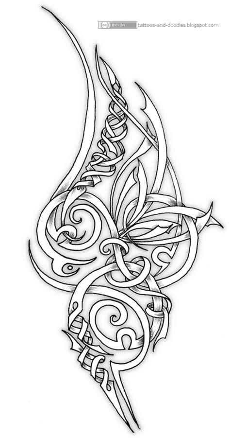 pattern ornamental tattoo tattoos and doodles june 2010