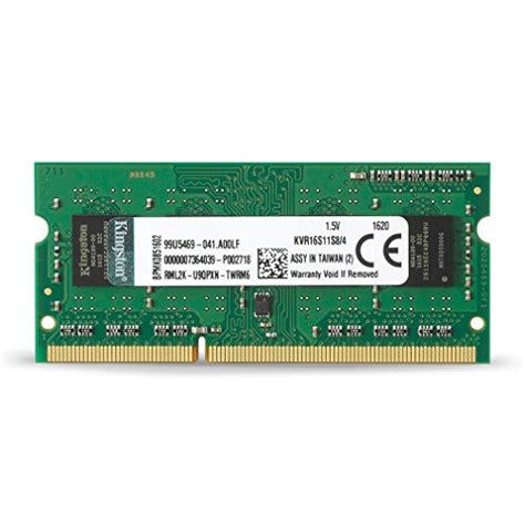 Kingston 4gb 1600mhz Ddr3 by Kingston Valueram 4gb 1600mhz Pc3 12800 Ddr3 Non Ecc Cl11