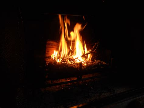 Fireplaces Fires by Woodsman Or I Learned To Build A A