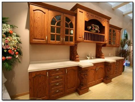 Kitchen Color Schemes With Oak Cabinets Kitchen Colors Oak Cabinets Quicua