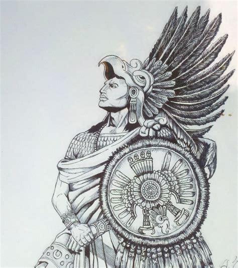 199 Best Art Latin Spanish Mexican Puerto Rican Hispanic Aztec Warrior Tattoos Drawings