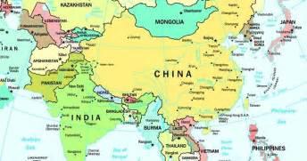 calendar mapa de asia