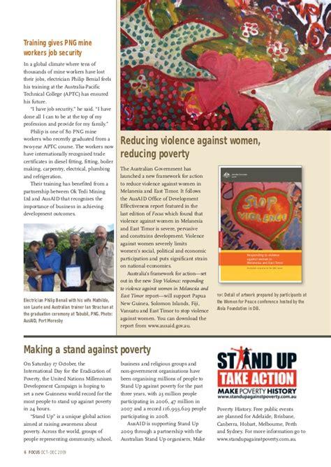 Cd Pria Pacific unifem partnership aims to empower focus oct09 ausaid