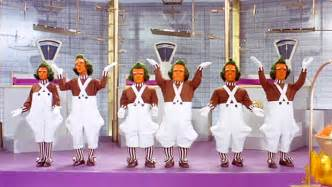what oompa loompas can teach us about color