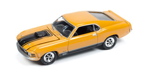 Blitzeinschlag Auto by Johnny Lightning 1 64 Cars Usa Release 1
