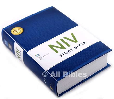 niv the s study bible hardcover color receiving god s for balance and transformation books niv study bible hardcover jacketed printed 9780310438922
