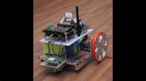 precise motion  differential drive modular robot youtube