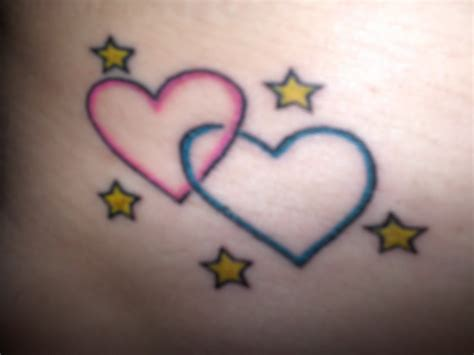 tattoo designs letters intertwined hearts and tattoos designs cliparts co
