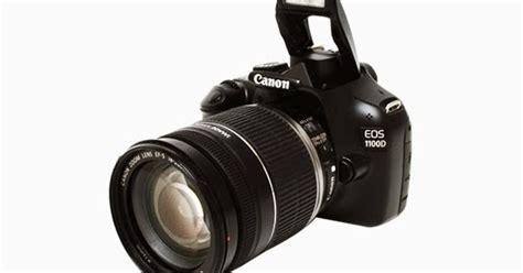Pasaran Kamera Canon 1100d harga dan spesifikasi kamera digital slr canon eos 1100d terbaru