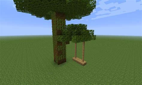 how to make a swing set in minecraft 17 best images about minecraft on pinterest modern