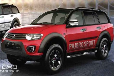 montero mitsubishi price in india gst effect mitsubishi slashes prices of pajero sport and