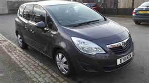 Vauxhall Meriva 2011 Vauxhall Meriva 2011 Mot Car For Sale