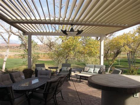 diy louvered patio cover 1000 images about louvered roof system equinox roof on outdoor living and