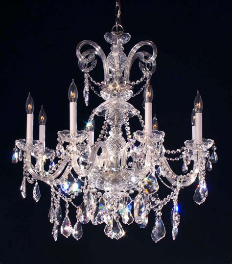 How To Clean Chandelier Crystals Dining Room Mesmerizing Chandelier Crystals For Home Lighting Ideas Stephaniegatschet
