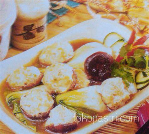 cara membuat risoles isi udang resep cara membuat bokchoy dan jamur isi udang