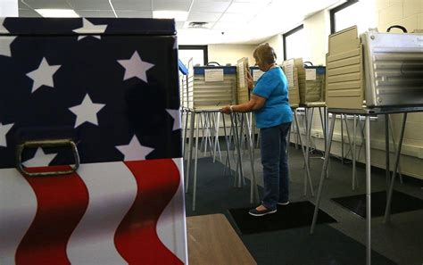 Voting Records Ohio Ohio Expected To Set Early Voting Record