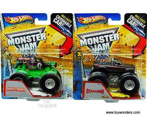 mattel monster jam monstar jam toy diecast assortment b 21572 988b 1 6 scale