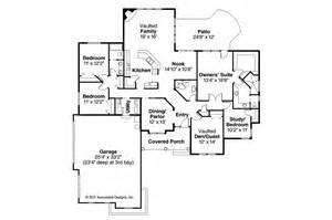 mediterranean floor plans mediterranean house plans roselle 30 427 associated designs