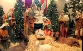 Large Nativity Sets » Home Design 2017