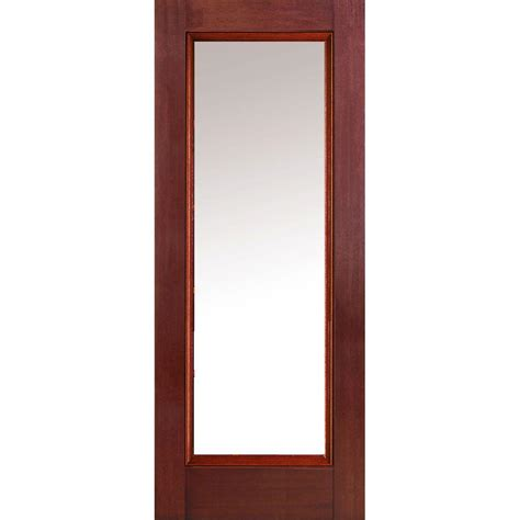 Milliken Millwork 33 5 In X 81 75 In Internal Mini Glass Exterior Door