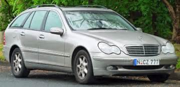 Mercedes Station Fi陌ier 2003 Mercedes C 200 Kompressor S 203 My03