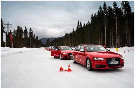 Audi Fahrertraining by Audi Driving Experience Fahrspa 223 Auf Eis Trendlupe