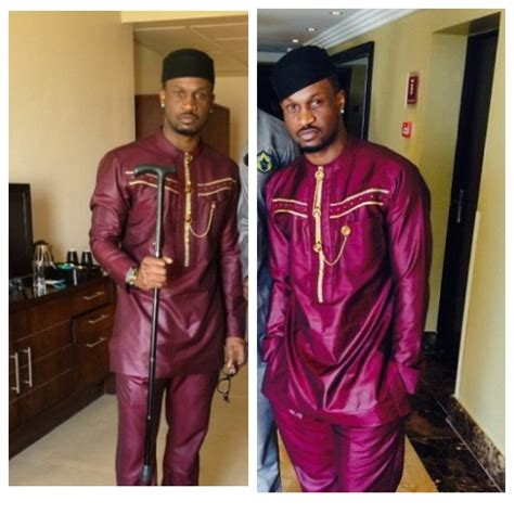 native wear for nigeria celebrity pictures of nigerian male celebrities in native outfits