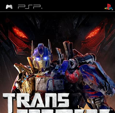 theme psp transformers psp transformers revenge of the fallen hiero s iso