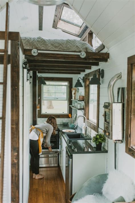 tiny home luxury tiny heirloom builder of luxury tiny homes on wheels
