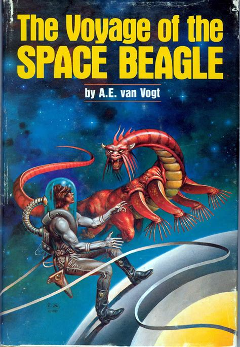 fiction books the voyage of the space beagle vogt