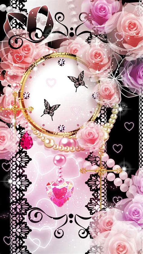 wallpaper gothic girly 165 best images about sparkly wallpaper on pinterest