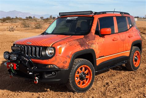 Jeep Renegade Led Light Bar Kevinsoffroad Com