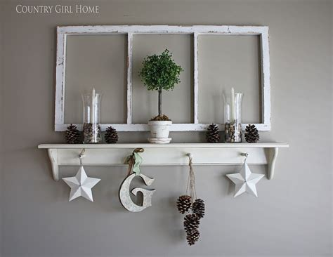 country girl home decor country girl home old window tutorial