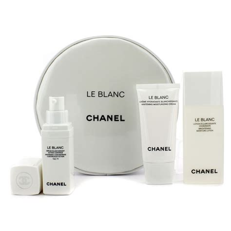 Special Edition Lotion Moist Chanel Le Blanc Whitening Travel Kit Limited Edition