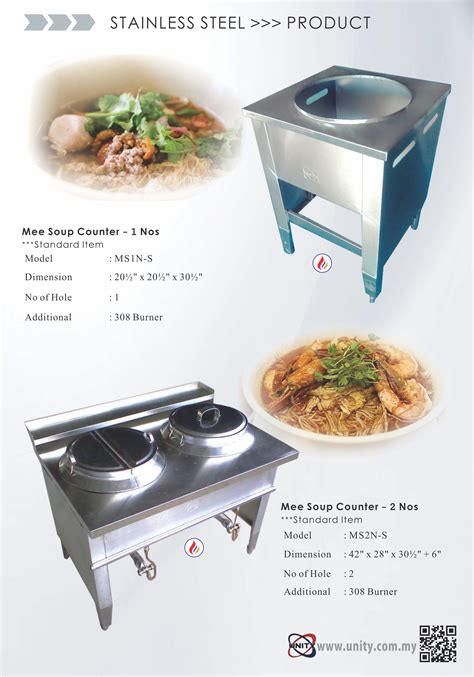Soup Countertops Unity Stainless Steel Industry Co Stainless Steel Products