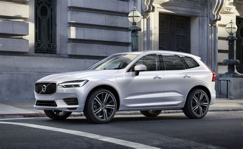 Volvo Xc60 In Hybrid 2018 Volvo Xc60 T8 In Hybrid Fast Electric And