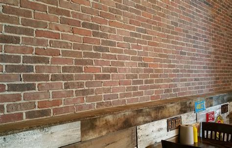 brick backsplash brick backsplash design dan s chimney masonry