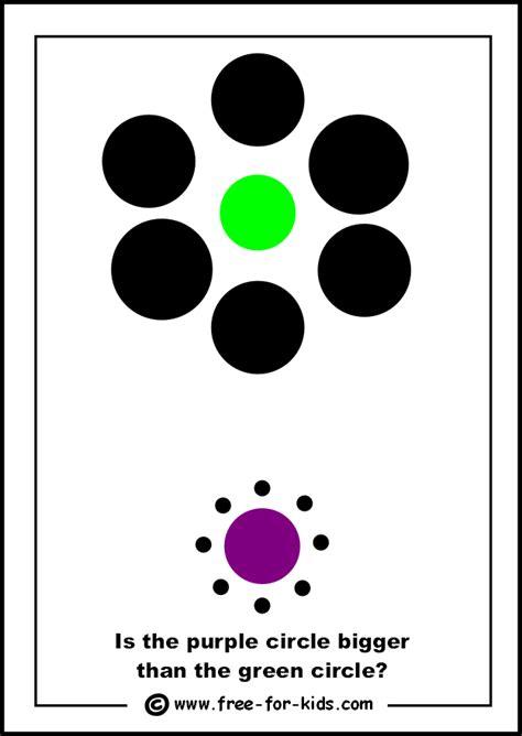 printable optical illusions optical illusions for kids printable www pixshark com