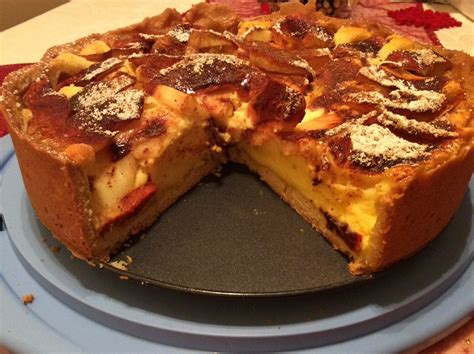 kuchen mit apfel apfel zimt kuchen mit quark binemaus287 chefkoch de