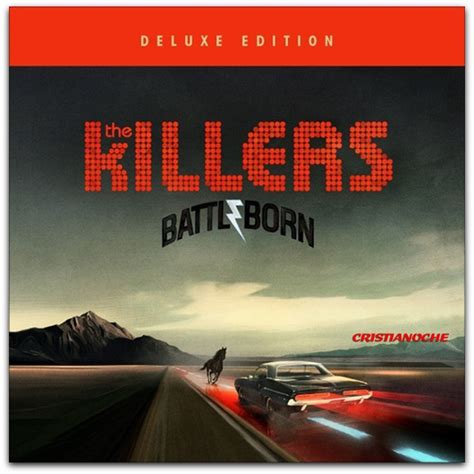 Image result for The Killers Battle Born (Deluxe Edition)