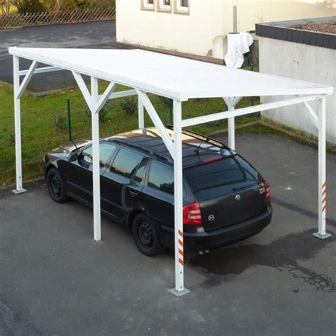 carport selbstbausatz wetterschutz uberdachungssysteme montagefertig bei