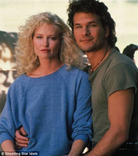 Lisa Niemi And Patrick Swayze Children | albert deprisco patrick swayze s widow lisa niemi s