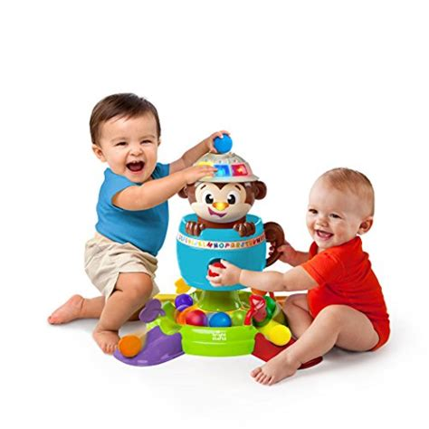 Bright Starts Hide And Spin Monkey bright starts baby hide n spin monkey buy