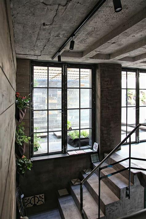 loft fenster schickes loft und design studio in einem kombiniert