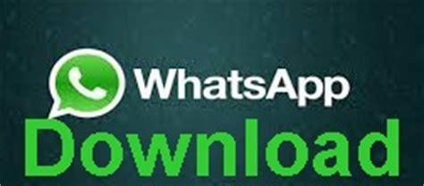 www.whatsapp.com free whatsapp messenger download for